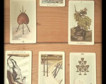 Healing Heart Relationship Tarot Reading
