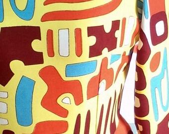 abito lungo/long dress for woman/Long sleeve dress/abito fantasia/fancy dress