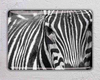 macbook decal black macbook skin white macbook sticker macbook keyboard sticker zebra macbook pro skin macbook air skin stripe pattern FS226