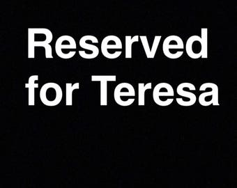 Pinhead for Teresa