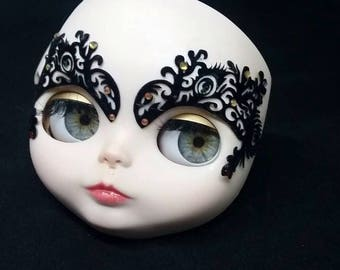 Blythe Doll faceplate
