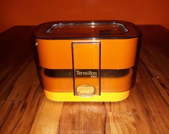 Orange terraillon