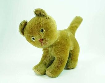 Antique Steiff Kitten Rare Model with Growler