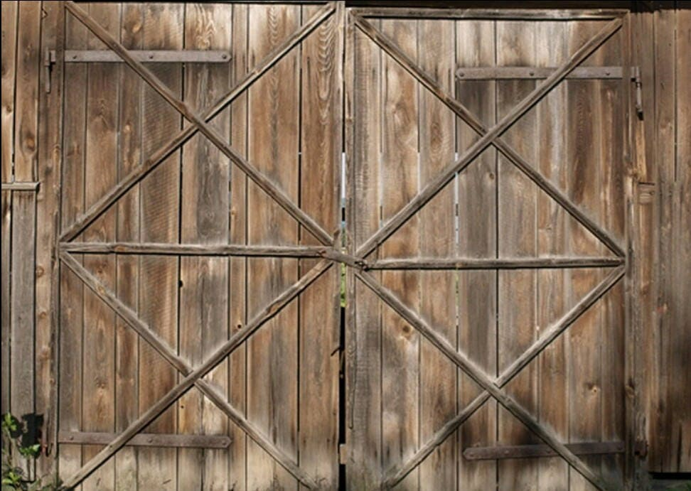 Barn Door Backdrop 7ft X 7ft Barn Door Backdrop For Photos Rustic Barn