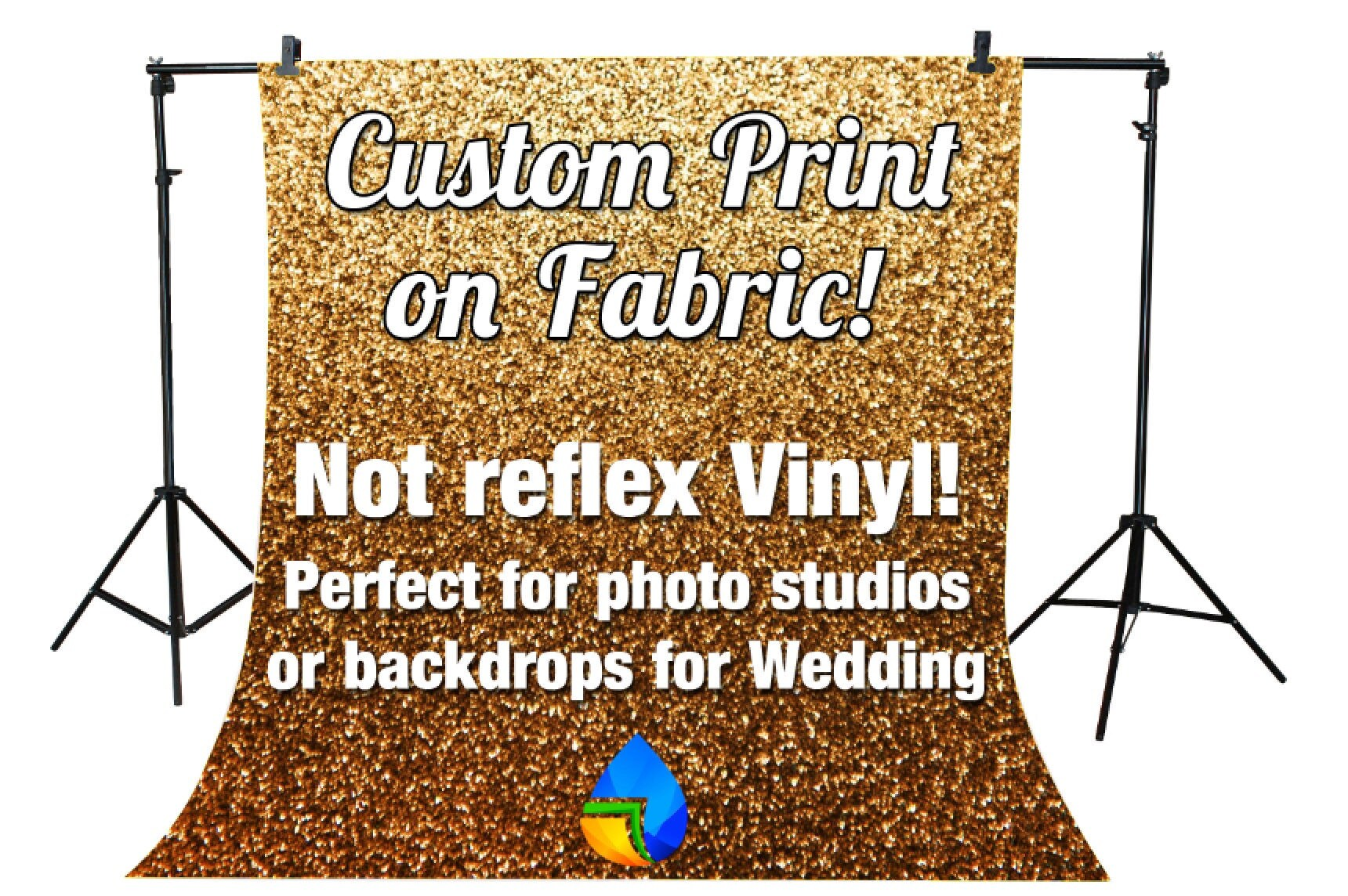 FREE SHIPPING Step and Repeat Backdrop Banner Graduation