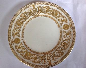 Royal Worcester Hyde park side plate
