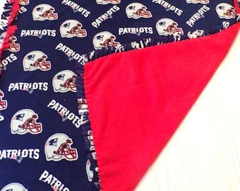 Patriots Fleece Blanket