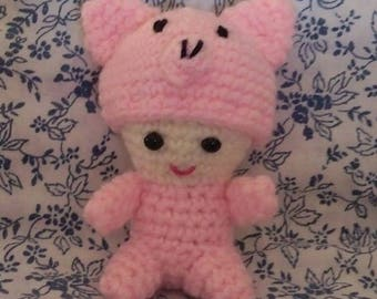 Mini baby crochet