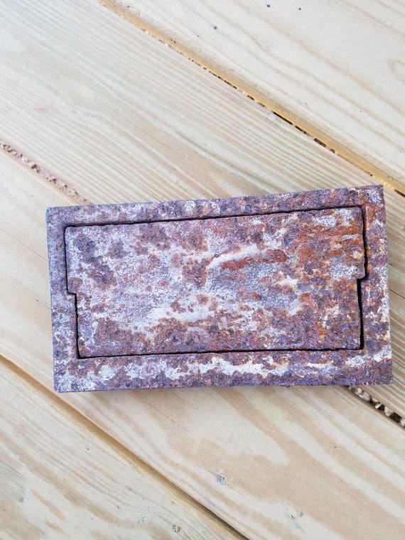 Vintage Wood Stove Or Fireplace Ash Dump Door