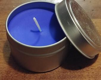 Jar & Tin Candles - Tobacco Scent