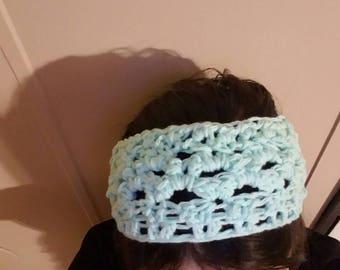 Cute chunky knotted headband