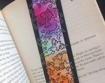 Bookmark Keith Haring
