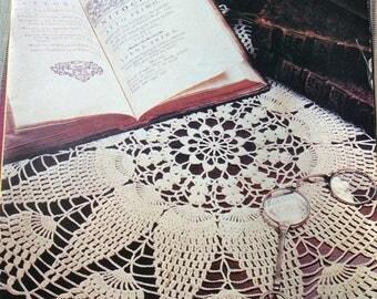 Magazine crochet and stew of art