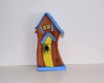 307 Whimsical Single Home Birdhouse
