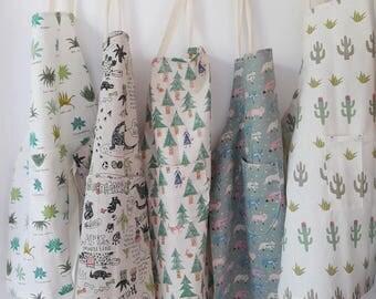 Kids apron * Kitchen apron for kids