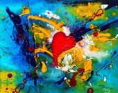 Original painting on canv...