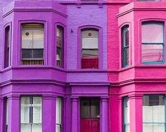 London City Wall Art, Notting Hill Photo Print, Notting Hill Photography, Romantic London Photography, London Style Photo Prints