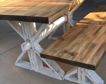 EARLE Farmhouse Table Set