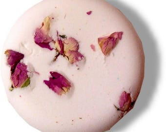 Magnificent Bath Bomb Floral Fizz - Passion Fashion Bath Bomb Cake