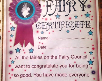 Tooth fairy set  .