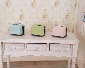 dollhouse chic scale kitchen