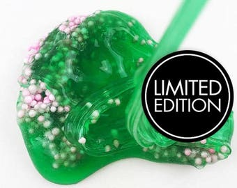 Watermelon Gummy Slime - Scented (4 oz)