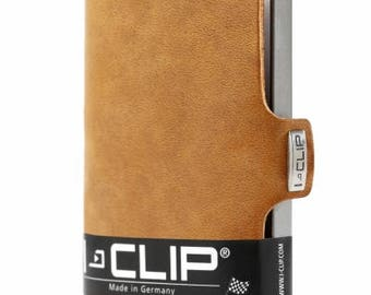 I-Clip Soft Touch Wallet