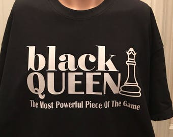 Black Queen: The most powerful piece of the game