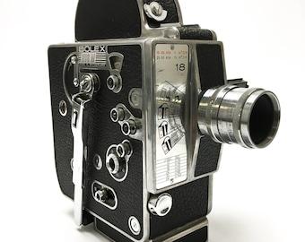Bolex H16 Movie Camera