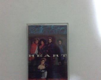 Self titled album heart by heart 1985 cassette