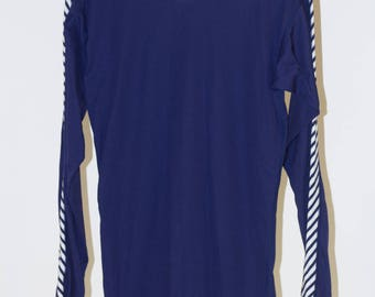 HELLY HANSEN blue long sleeved tee