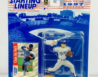 Starting Lineup 1997 MLB Chan Ho Park Action Figure L.A. Dodgers