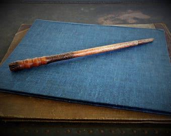 The Mahogany Knuckler Wand