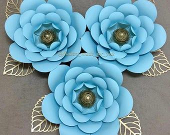 Set of 3 flowers