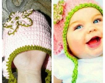 Children hat in hand