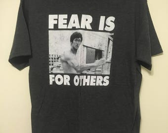 Bruce lee shirt
