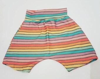2-3 Harem Shorts