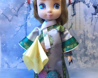 Hand Made Cheongsam for Dolls
