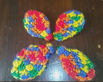 Crochet Reusable Water Balloons