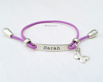Bracelet personalized with name