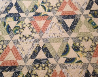 Geometric Quilt - Made-To-Order