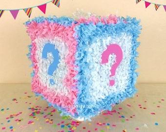 Gender Reveal Party Piñata