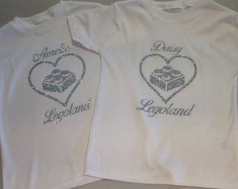 Personalised Legoland T'Shirt