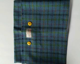 Harris Tweed Scottish Pillow