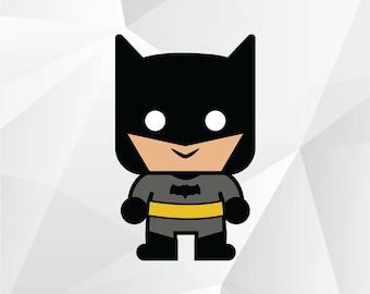 Batman svg,png,jpg,eps/Batman clipart for Print,Design,Silhouette,Cricut and any more