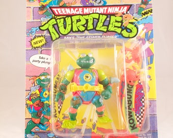 TMNT Mike the sewer surfer