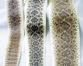 Rattlesnake Snake Skins