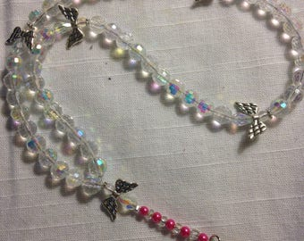 Lovely prayer beads for yourself or a gift