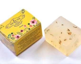 Serene Honey Lavender 40gm Soap Pack of 3