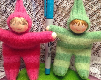 Walking Finger Puppets